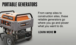 Standby Portable Generators Overview