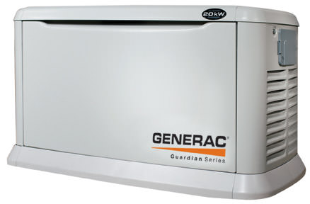 Standby Generator Guardian Series 20kw